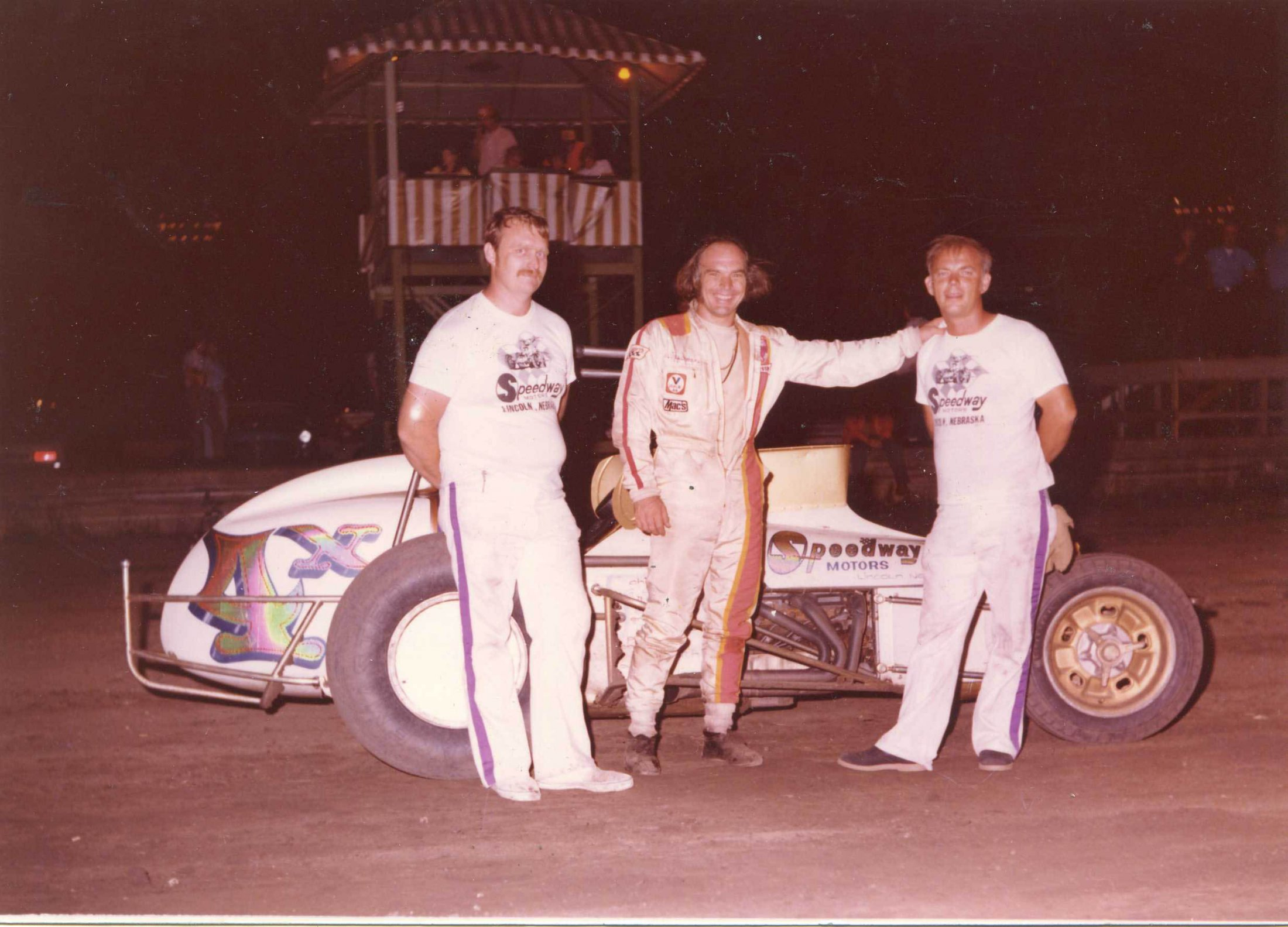 Swenson and Opperman At Belleville