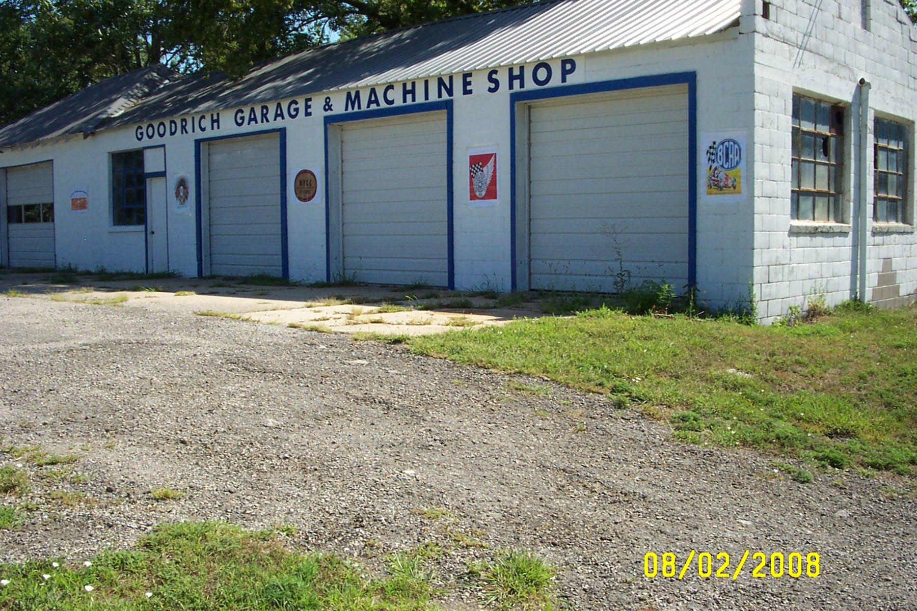 Goodrich Garage