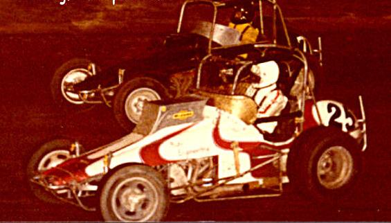 Butch Bahr and Sammy Swindell