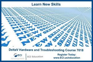 DeltaV Hardware & Troubleshooting Course 7018