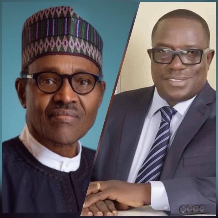 President Buhari and Giadom