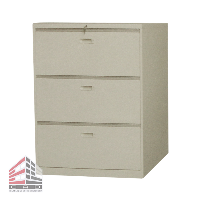 Filing System- Steel Cabinets CD-3