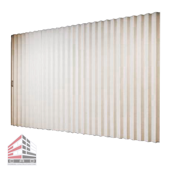 Partition System- Accordion Wall Partition