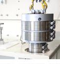 high pressure supercritical vessel