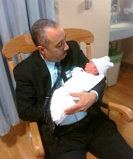 Grandfather&2ndGrandson