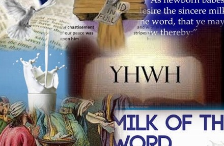 Sincere milk of the word