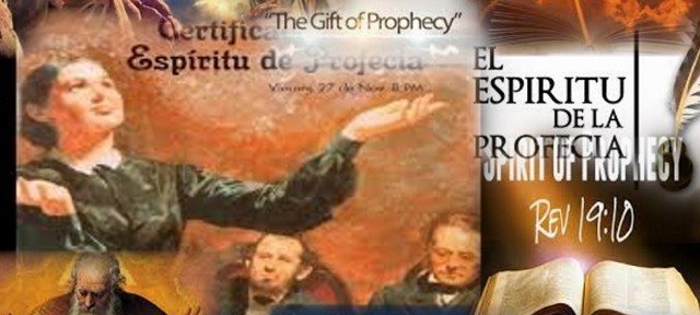 The spirit of prophecy