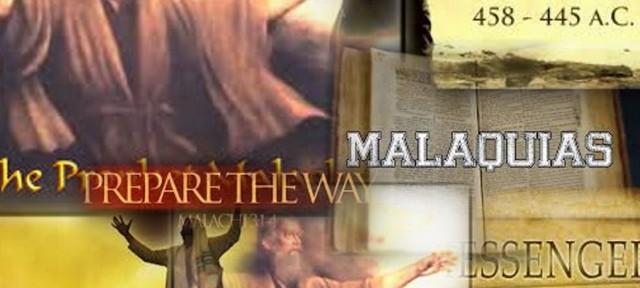The Prophet Malachi