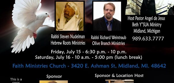 Hebrew Roots Conference