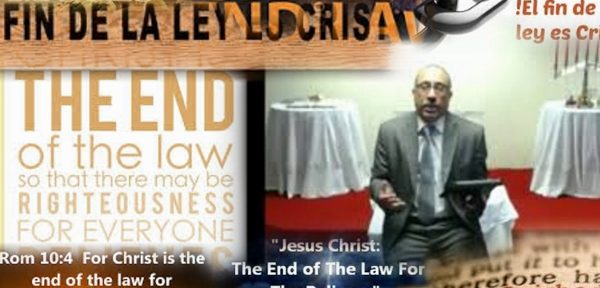 Christ is the end of the law