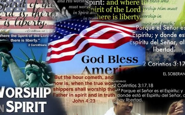 Lord is, there is liberty