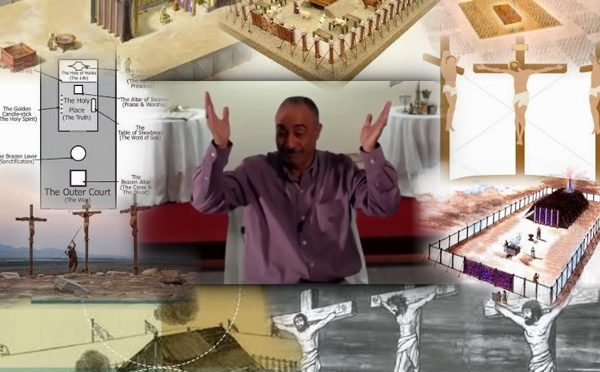 Tabernacle Tree of life and Faith 6(6)