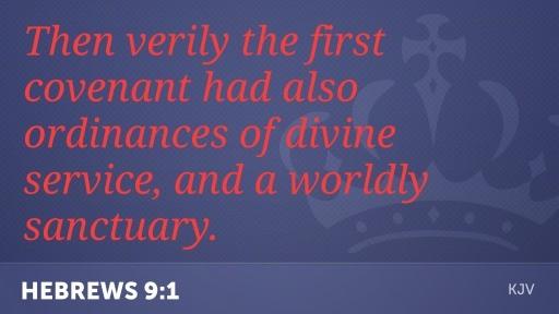 Ordinances of Divine Service