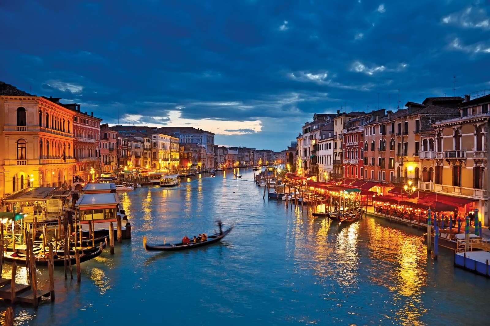 Grand Canal, Venice 1
