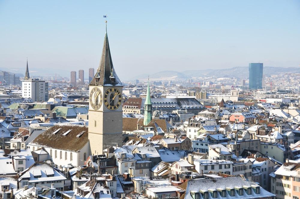 St-Peter, Zurich