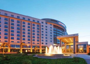 What's fueling the rapid hotel growth in West Africa