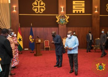 The Akufo-Addo led government will be hoping for quick gains from the stimulus package to restore economic growth