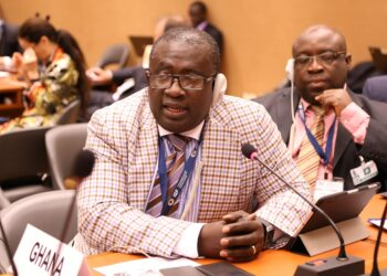 Dr. Toni Aubynn is also the President, Africa Institute of Extractives Industry