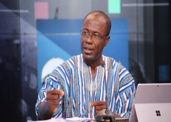 Head of Freight and Logistics at the Ghana Shippers Authority, Fred Asiedu-Dartey speaking on Eye on Port