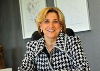 Maria Ramos, Chairperson of AngloGold Ashanti