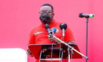Mr. George Abban is the Head of Fixed Business at Vodafone Ghana