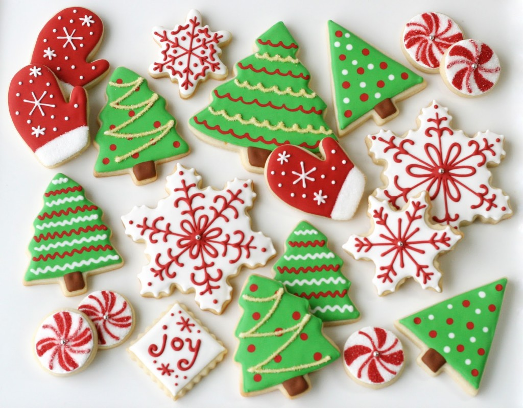 ladyhattan holiday festive cookies travel lifestyle blog