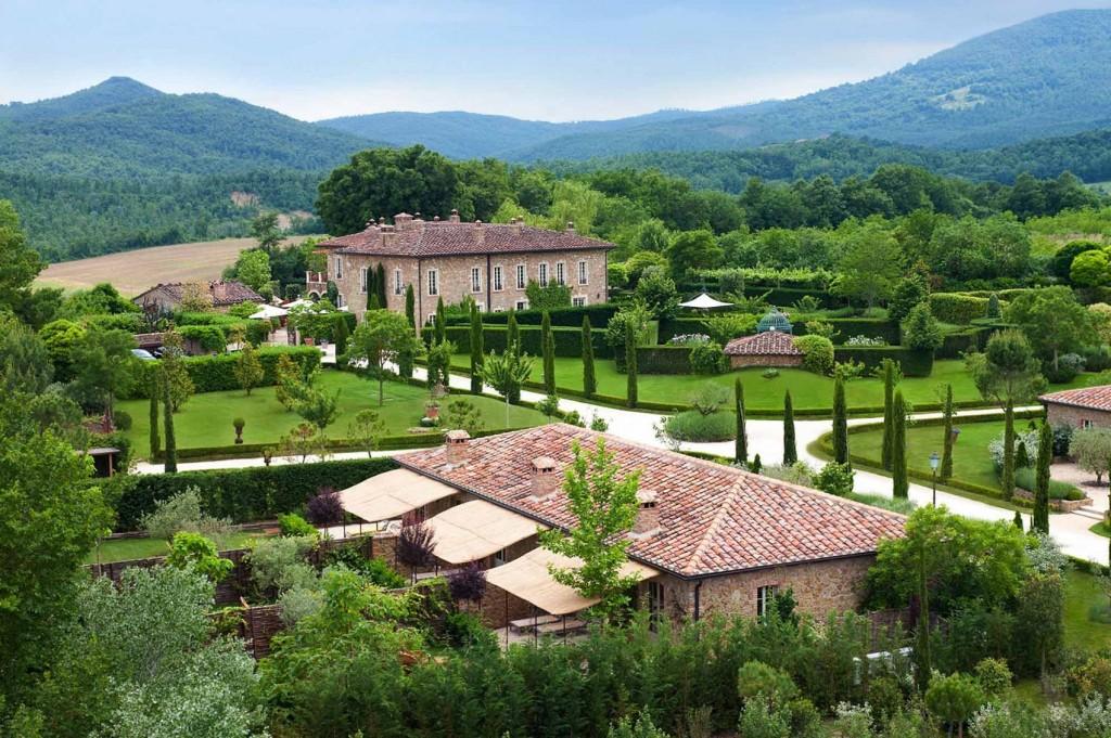 borgo Ladyhattan luxury travel blog italy