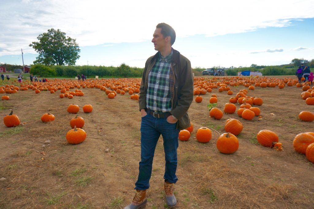 luxury travel blog hudson valley pumpkin patch near new york city fall season