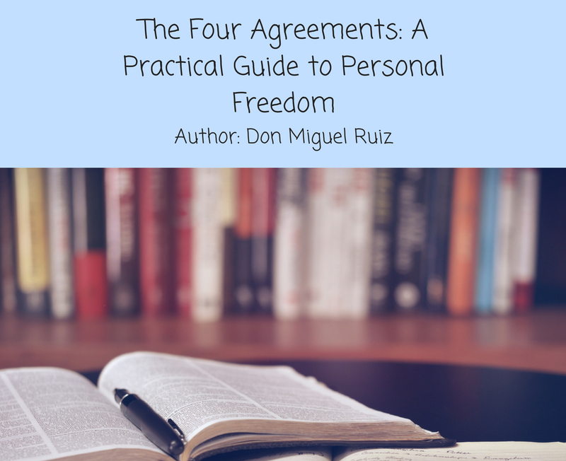 SkyeHelps recommends The Four Agreements