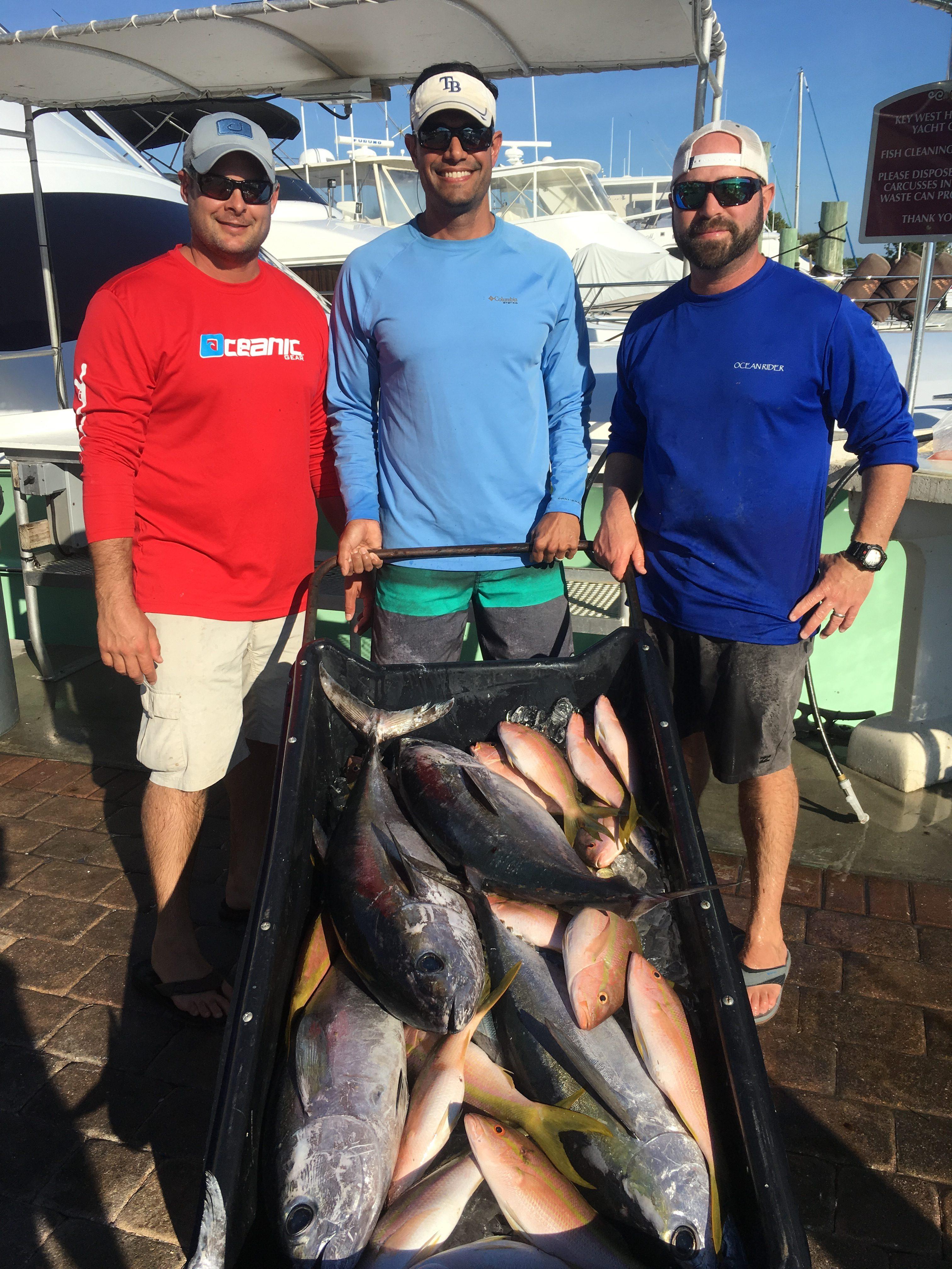 Nice Fish Reef Fishing