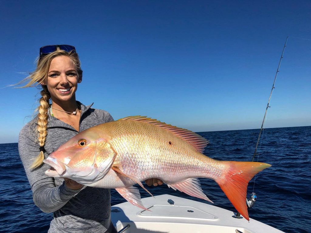 Snapper Fishing In Key West