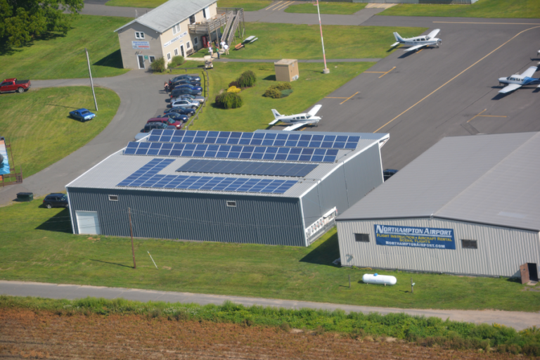 Airports offer unrealized potential for alternative energy production