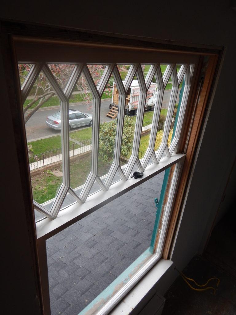 two window sash