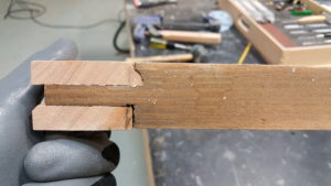 window mortise and tenon