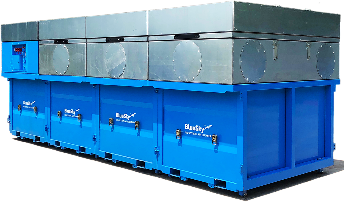 industrial-dust-collector manufacturers by BlueSky