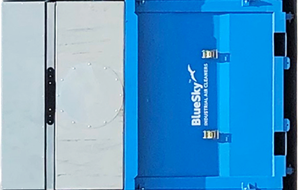 BlueSky-6-section-dust-collector-left-to-right-section-3V