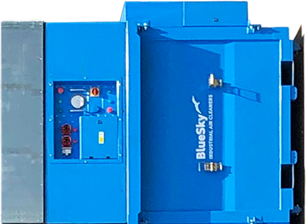 BlueSky-6-section-dust-collector-left-to-right-section-6V