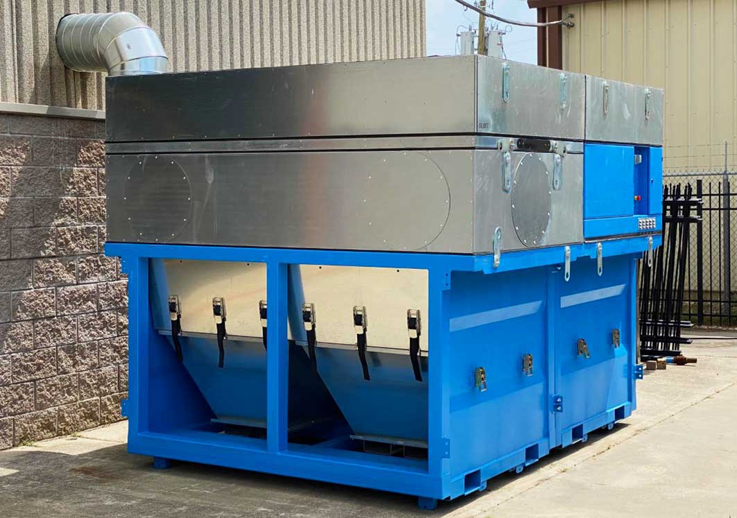 Dust-collector-for-plasma-cutting-z