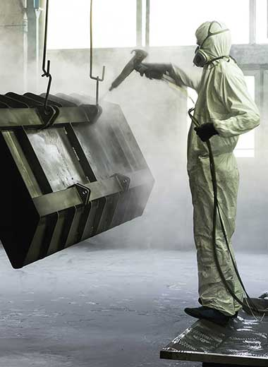industrial-dust-collection-system-for-sand-blasting