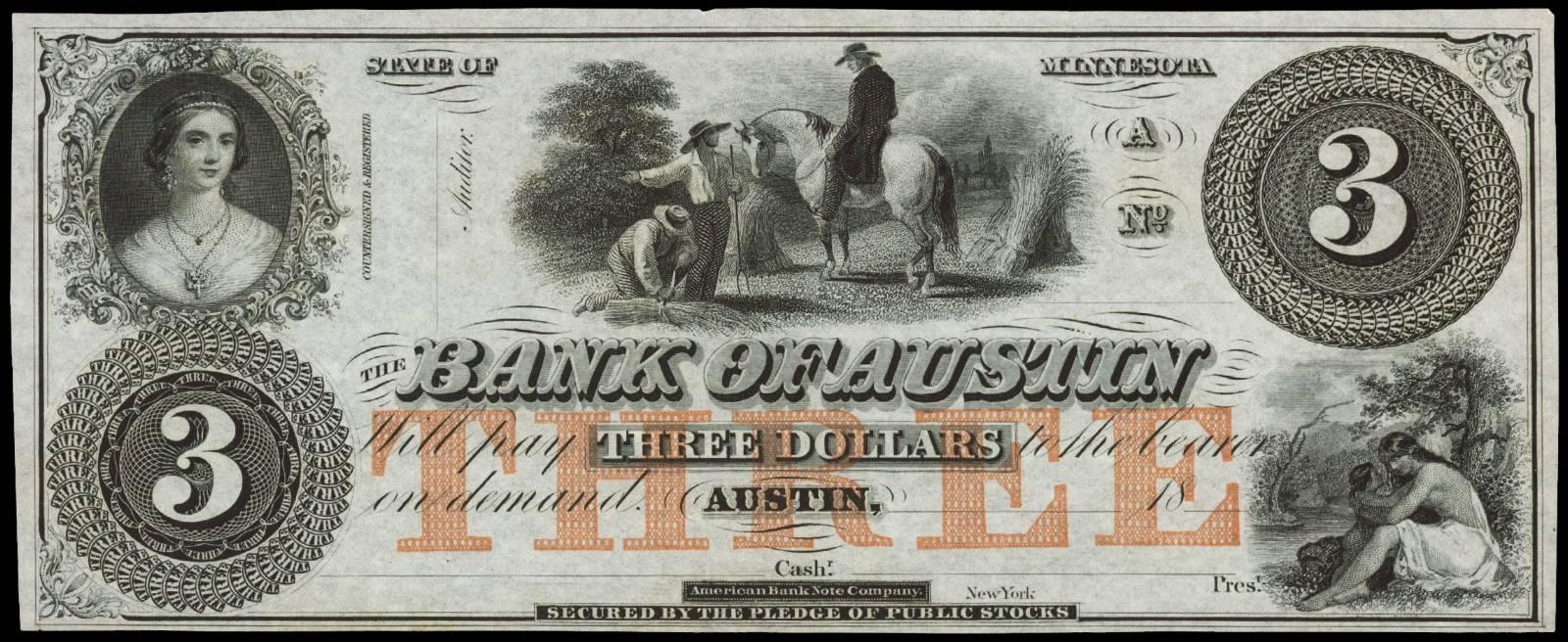 Bank of Austin