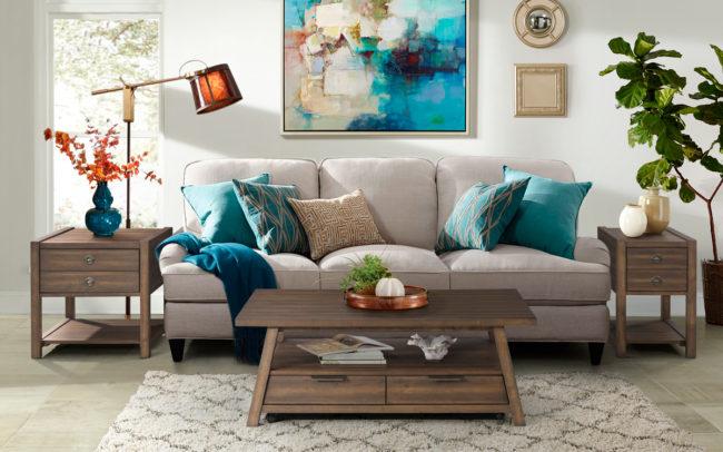 Living Room Furniture VN Studio Photograph