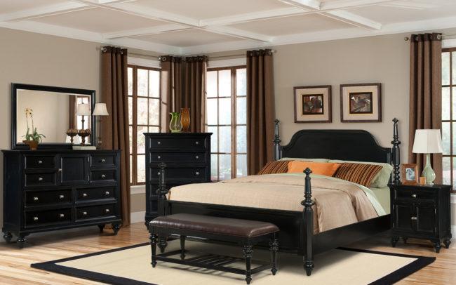 Bedroom Furniture Digital Merge