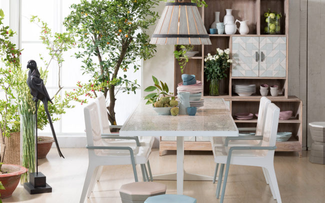 Ho Chi Minh City Studio Photography of Dining Furniture