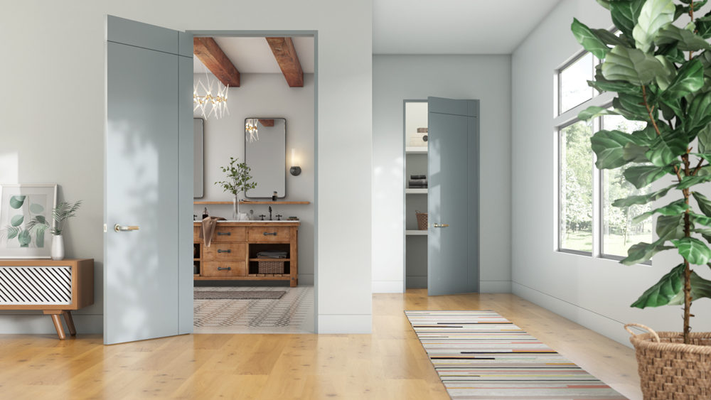 Room Design CGI Image