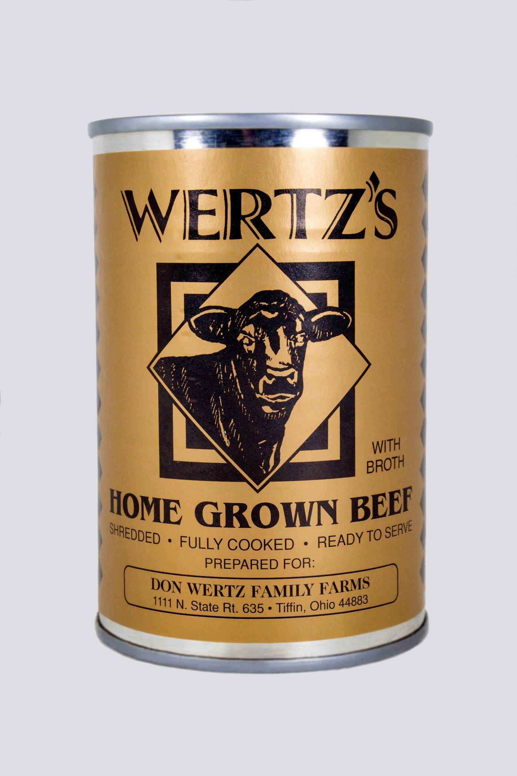 Wertz's Family Farms – Beef