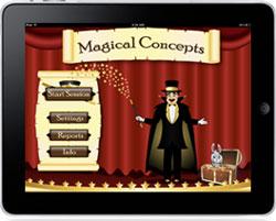 Magical Concepts -- Not Magical but a Good App