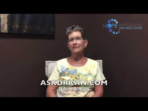Patient suffering with severe GI symptoms for 5 years, gets 85% relief with NeuroMetabolic Integration program