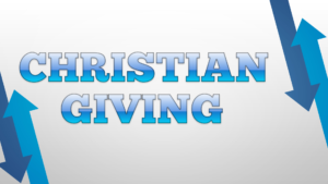 Christian Giving