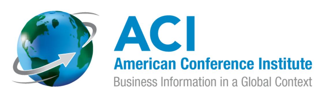 Toni Paytas to Moderate Cloud Computing Panel at ACI's October 17-18 Conference