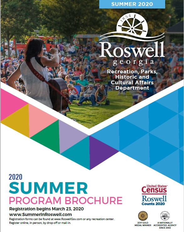 City of Roswell Will Commence their Summer Camps the Week of May 25